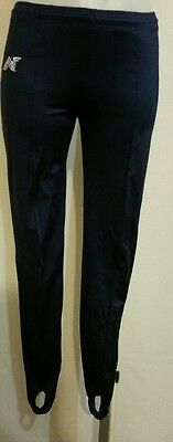 Alpha Factor Girl's Footed Athletic Tights Size LARGE(#2502)