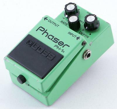 1983 Boss Japan PH-1R Phaser Guitar Effects Pedal PD-3196