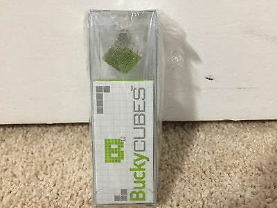 BuckyCubes BUCKY CUBES 125 RARE EARTH MAGNETS Because Even Adults Need Toys!