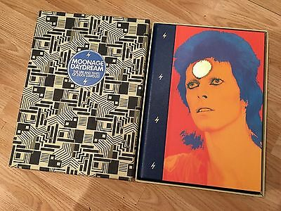 David Bowie Moonage Daydream Ltd Edition Signed Book autograph