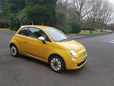 2013 FIAT 500 1.2 Colour Theropy  3dr [Start Stop]
