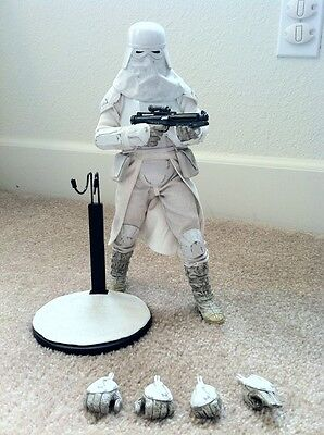 Star Wars Sideshow Collectibles 1/6 Scale Snowtrooper