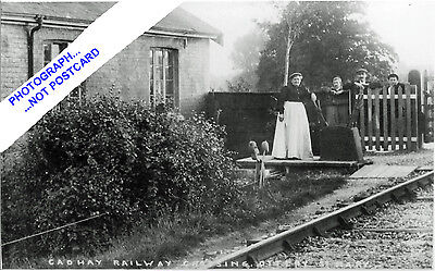 Cadhay Railway Crossing - Cottage & Working Residents- Ottery St Mary. Devon