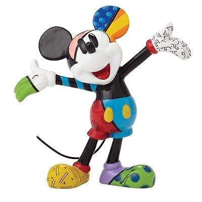 NEW Mickey Mini Figurine - Britto Disney Collectible Ornaments 4049372