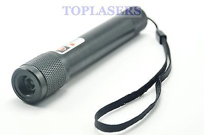 High Power 1mW 650nm Red Portable Laser Pointer Pen 650T-200-14500 LED Torch