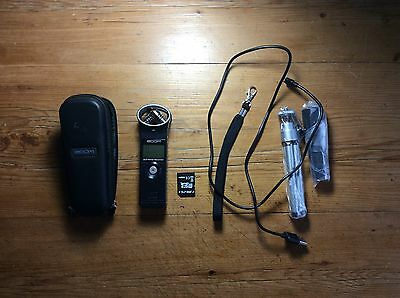 Zoom H1 Digital Recorder with Accessories