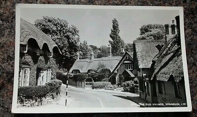Isle Of Wight - Shanklin - The Old Village - 1958 -