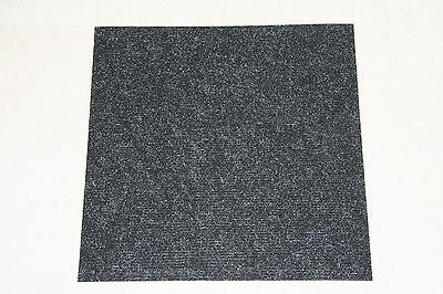 Box of Premium Carpet Tiles 4.5m2  Commercial Domestic Office Heavy Use Flooring