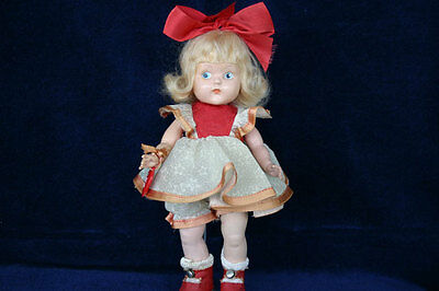 Vintage Vogue 1950 Ginny In Rare Valentine Special Outfit, Beautiful, Near Mint