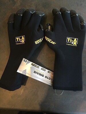 Northern Diver Ti-AX Thermocote Gloves