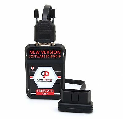 Chip OBD2 v3.0 VOLVO Petrol Tuning Box Performance OBD new software 2017/18