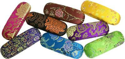 Oriental Design Coloured Glasses Case Hard Spectacles Spectacle Reading Pattern