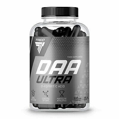 DAA ULTRA BLISTERS 30-180 Strong Legal Testosterone Booster D-Aspartic Acid BEST