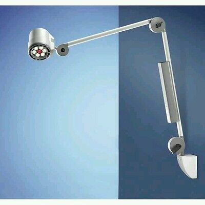 LED Examination Light with wall bracket CLED20LXW