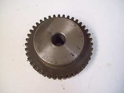 Boston Gear Nd40A Spur Gear, 12 Dp, 14 1/2 Pa, 40 Teeth Steel - Nnp - Free Ship