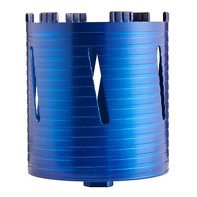 152mm Professional Turbo Slotted Dry Diamond Core Drill Bit