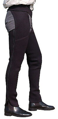 Kitt Huggs neoprene riding chaps