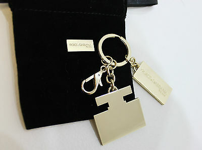 "Dolce & Gabbana "" The One "" Key Ring & Pouch"