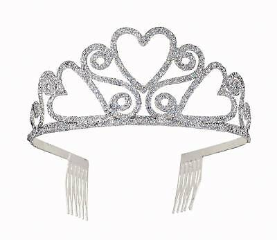 FANCY DRESS Sparkly Glitter Tiara