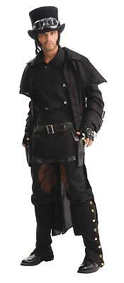 Bristol Novelty - New Steampunk Double Thigh Holsters Costume Accessory Free P&P