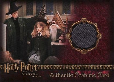 Harry Potter Sorcerers Sorcerer's Stone Female Students Costume Card