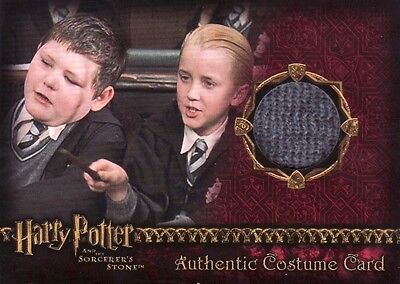 Harry Potter Sorcerers Sorcerer's Stone Slytherin Students Costume Card Toy Fair