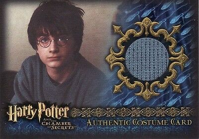 Harry Potter Chamber of Secrets CoS Harry Potter C11 Costume Card