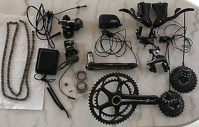 Campagnolo Record Electronic Power Shifting (EPS) V1 Groupset