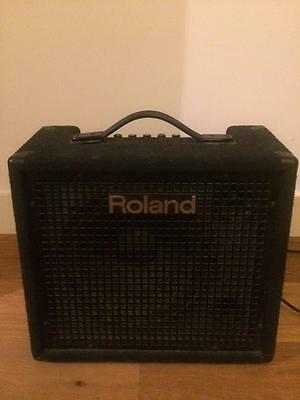 Roland KC-100 4ch mixing amp amplifier