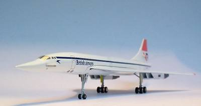 Hogan8737  Diecast British Airways Concorde G-BOAE 1/200 Scale