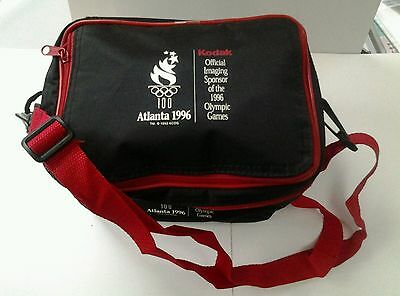 'ATLANTA 1996' Summer OLYMPIC GAMES Official KODAK Utility COOL / CAMERA BAG