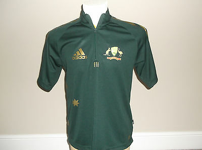 Australia Adult  Cricket Shirt ADIDAS Bnwt Jersey New Ashes One Day Top