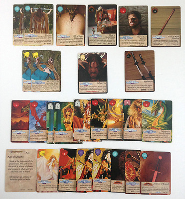Spellfire Rare and Chase card lot  - Advanced Dungeons & Dragons