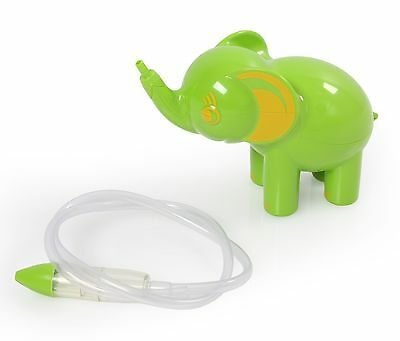 Dr Benny Electric Nasal Aspirator Set - Elephant Shape  - USB chargeable