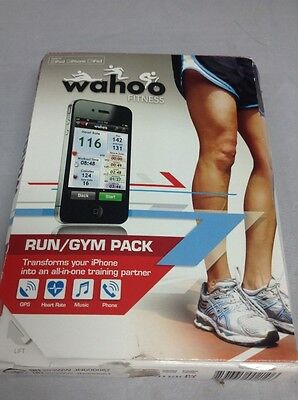 Wahoo Run/Gym Pack For iPhone 4/4S