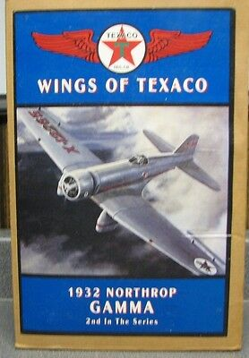Wings Of Texaco #2 1932 Northrop Gamma