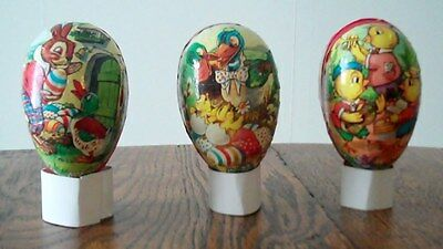 Paper Mache Eggs from Germany
