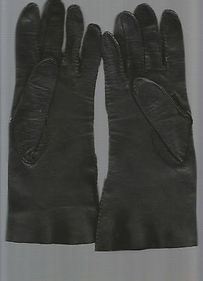 "Vintage Leather ""Staurt""Gloves"