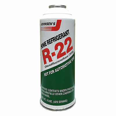 1 - 15oz Can of R-22 R22 Home AC Air Conditioning Refrigerant