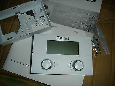 Vaillant VRT 392 Programmable Room Thermostat