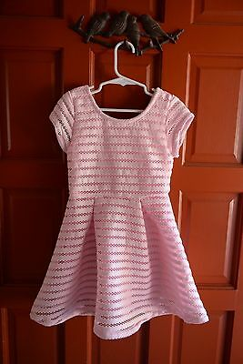 Pink girls dress/ Children's Place/ size 5/6 (EUC)