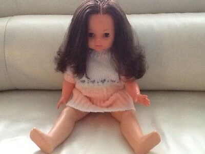 Vintage Palitoy Doll. Made In England.