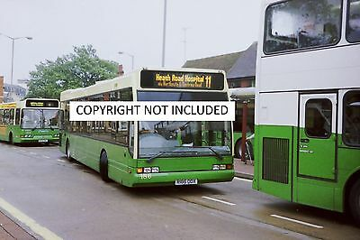 Bus Photo Ipswich Buses Optare  R186DDX 186