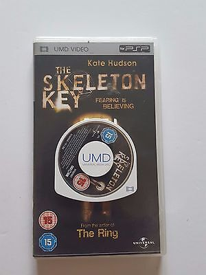 PSP video - The Skeleton Key