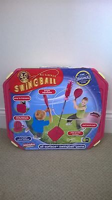 Swingball -Mookie All Surface  Outdoor Tennis Ball Game NEW Children Family