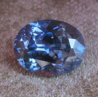 2.27 cts - Sapphire Blue Spinel With Video!