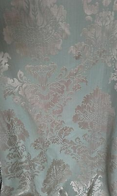 Pair of good quality lined curtains 70 X 90