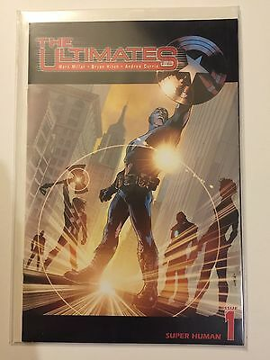 The Ultimates - Issue 1 - Mark Millar