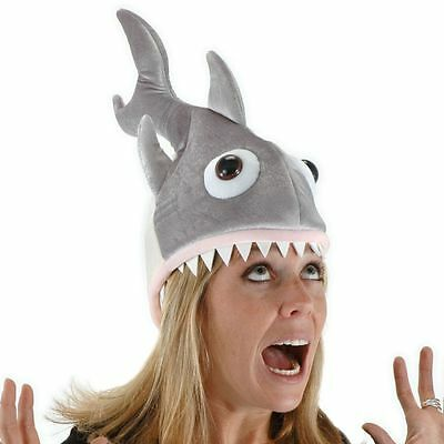 Fancy shark hat Child Adult Party Warm winter Hat  Unisex Headgear