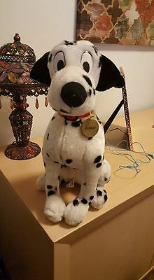 Fab Large Pongo  Plush Toy From Disney 101 Dalmatians